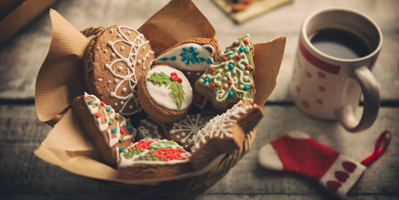 holiday food mood stability bipolar disorder weight gain