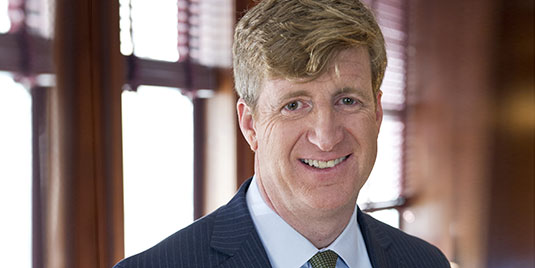 Patrick Kennedy discusses mental health campaign after disclosing bipolar disorder diagnosis