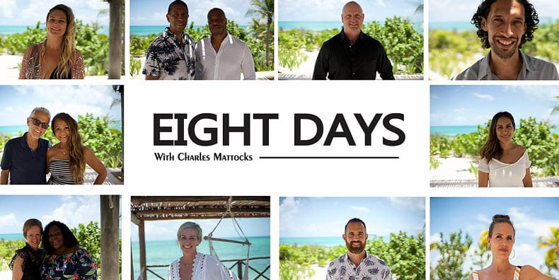 Eight Days Docuseries by Charles Mattocks Bipolar Disorder Mental Health