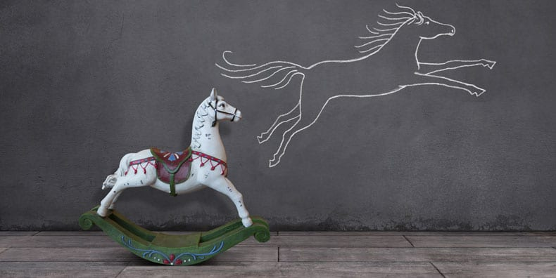 rocking-horse-dreams-flying-free-love-hate-routine-balance-bipolar-management-anxiety-stress-stability